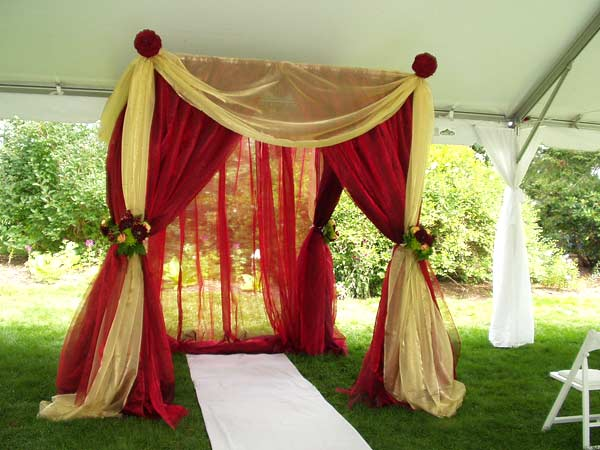 Wedding decoration rb planners for Muslim wedding home decorations